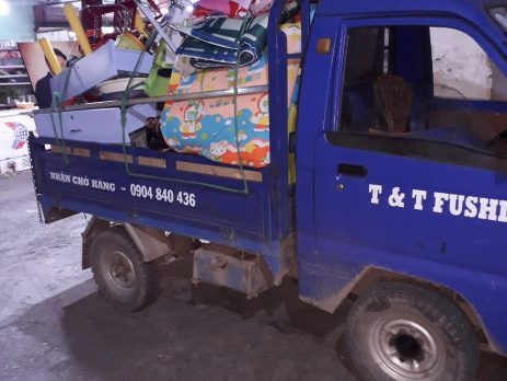 Dịch vụ xe ba gác chở hàng quận Phú Nhuận